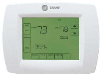 Trane Multi Stage Thermostat 7 Day Programmable